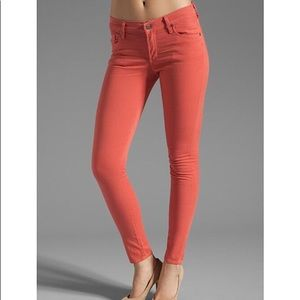 C.O.H. Thompson Mid Rise Skinny Jeans